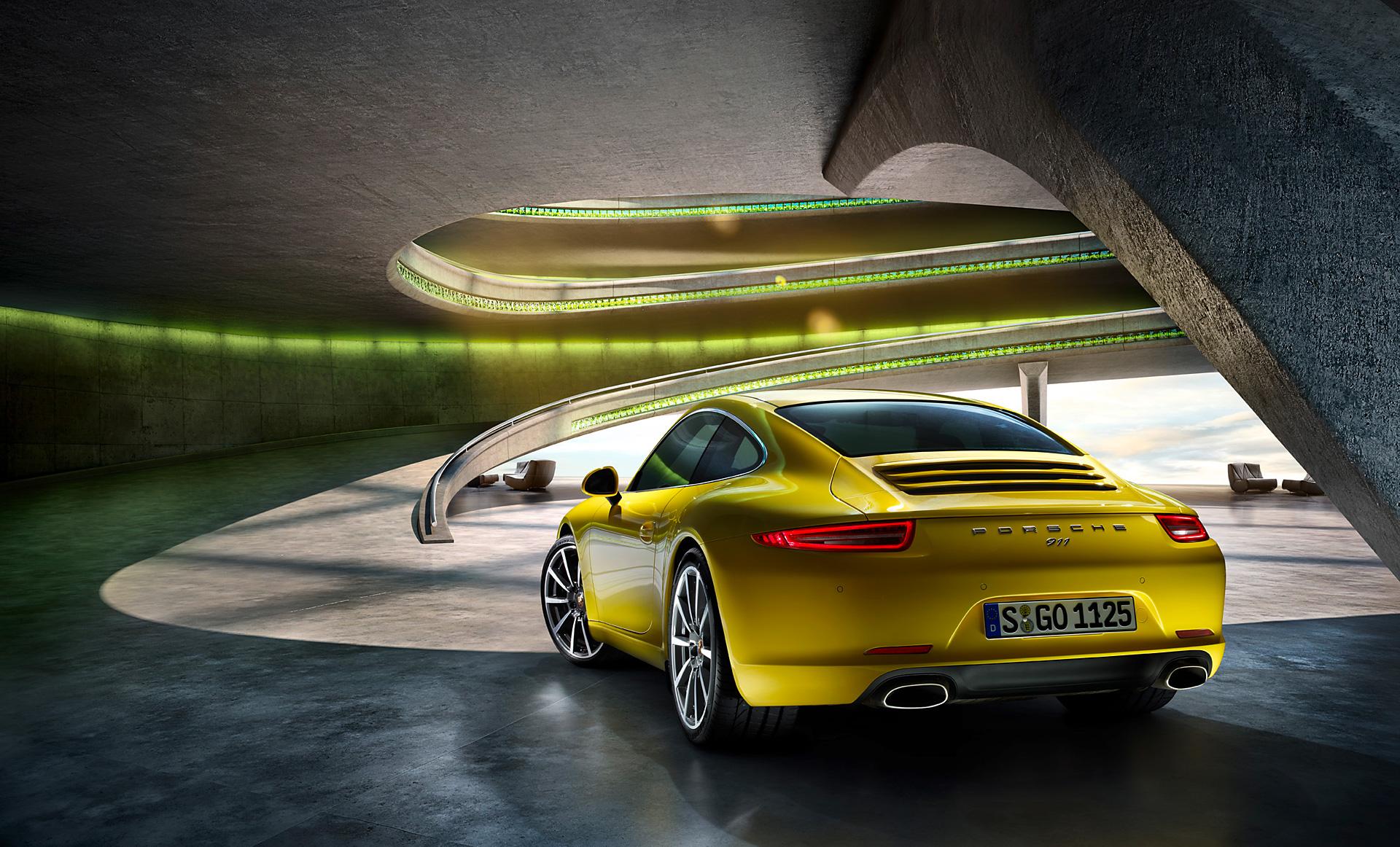 Porsche 911 I
