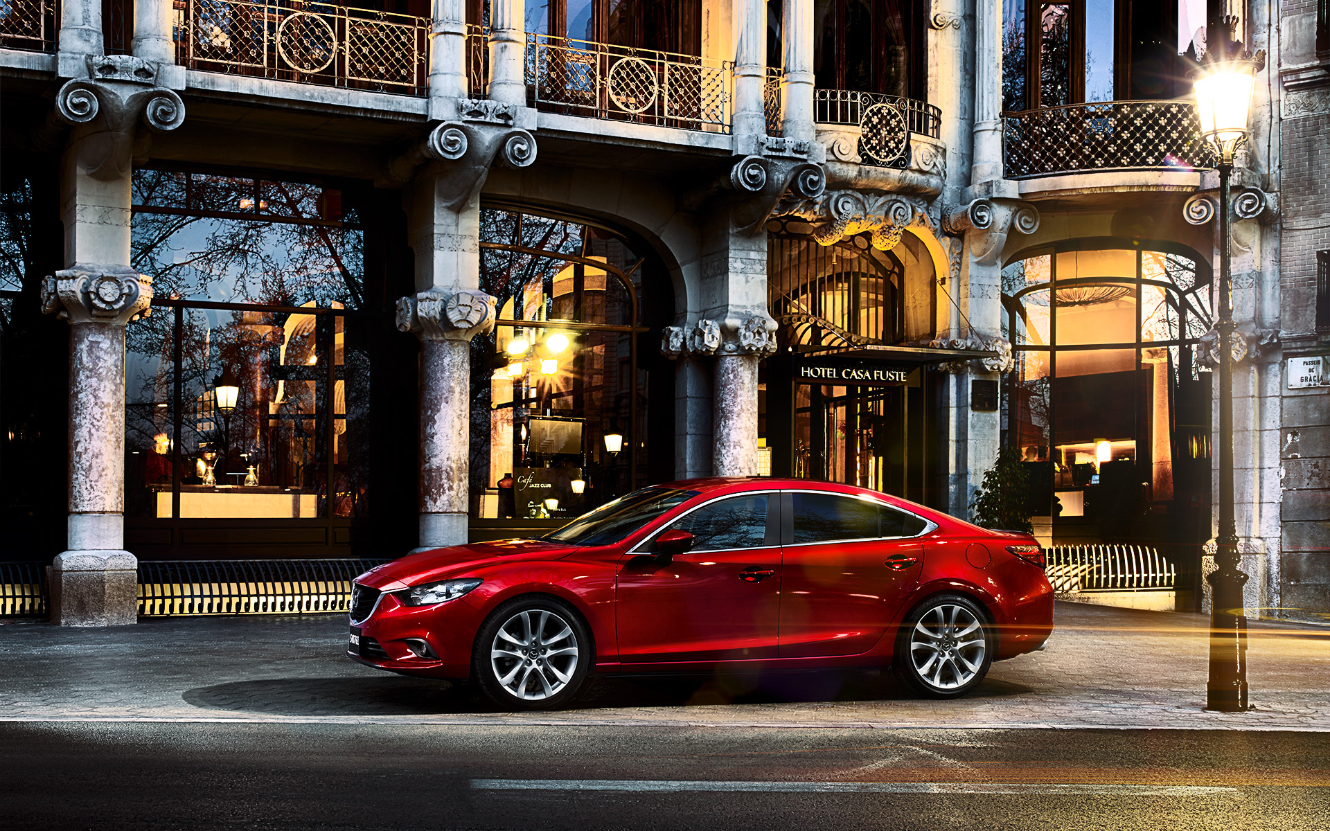 Mazda Japan Campaign