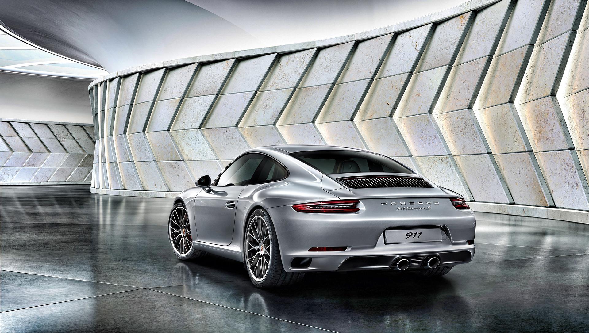 Porsche 911 II