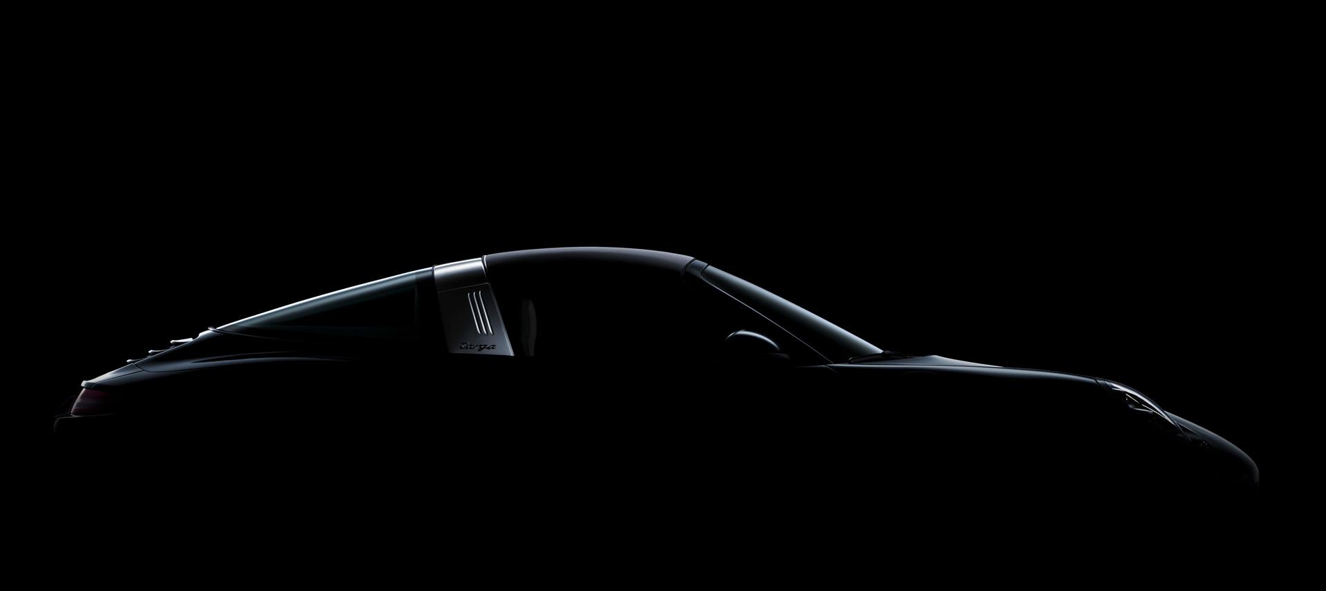 Porsche Targa Uwe Breitkopf Photography